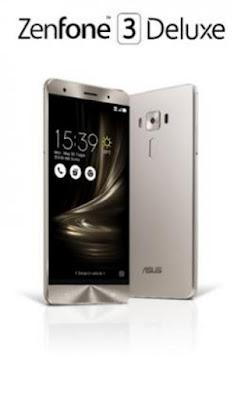 Asus zenfone 3 Deluxe Gunakan Snapdragon 821