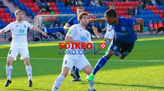 Soi keo tran dau Torpedo Zhodino vs Rukh Brest FC