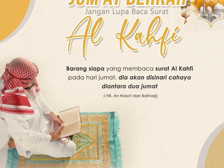 Jumat Berkah Jangan Lupa Baca Surat Al Kahfi