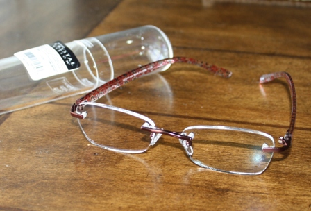aae5f7037b Foster Grant Crystal Vision Reading Glasses - Review ~ Planet Weidknecht