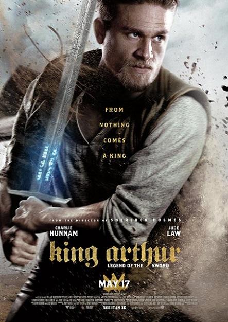 King Arthur: Legend of the Sword (Rey Arturo: La Leyenda de la Espada) (2017) 720p y 1080p WEBRip mkv Dual Audio AC3 5.1 ch
