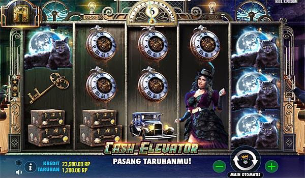 Main Gratis Slot Indonesia - Cash Elevator Pragmatic Play