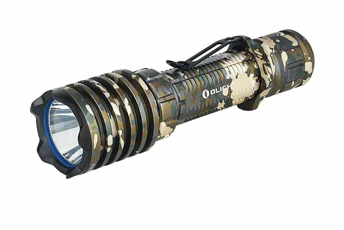 Rechargeable Flashlight Warrior X Pro