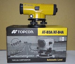 Darmatek Jual Automatic Level Topcon ATB Series