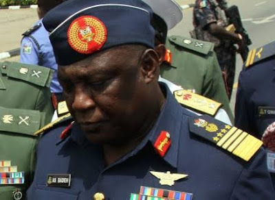 Court remands Badeh in prison as EFCC accuse him of spending N878m on a shopping mall