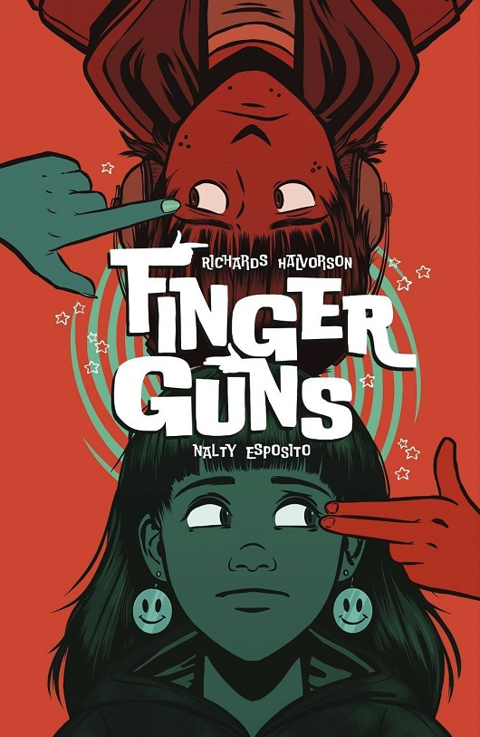 Cover of Finger Guns Tp