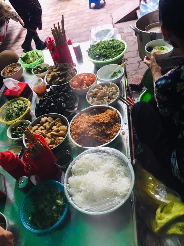 10 địa điểm ăn bánh đa cua ngon buổi trưa tại Hải Phòng
