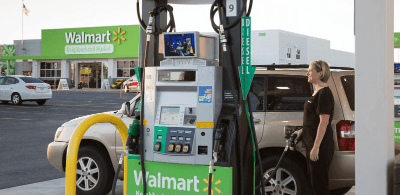 Walmart Gas Station Near Me >> Review Of The Walmart Credit Card Versus Walmart Mastercard In