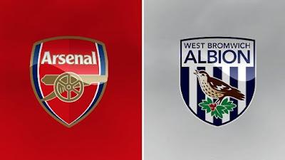 مشاهدة مباراة ارسنال ضد ويست بروميتش البيون 09-05-2021 بث مباشر في الدوري الانجليزي