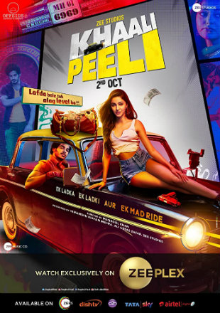 Khaali Peeli 2020 Full Hindi Movie Download