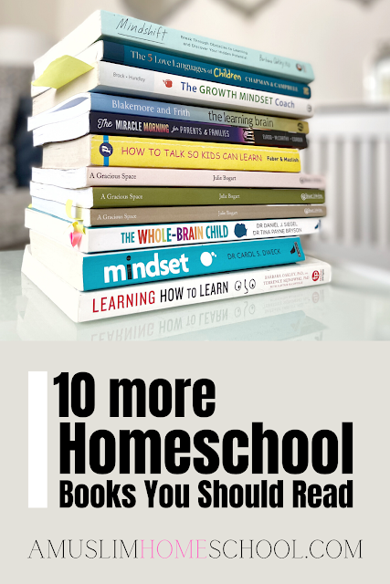 10 more homeschool books you should read