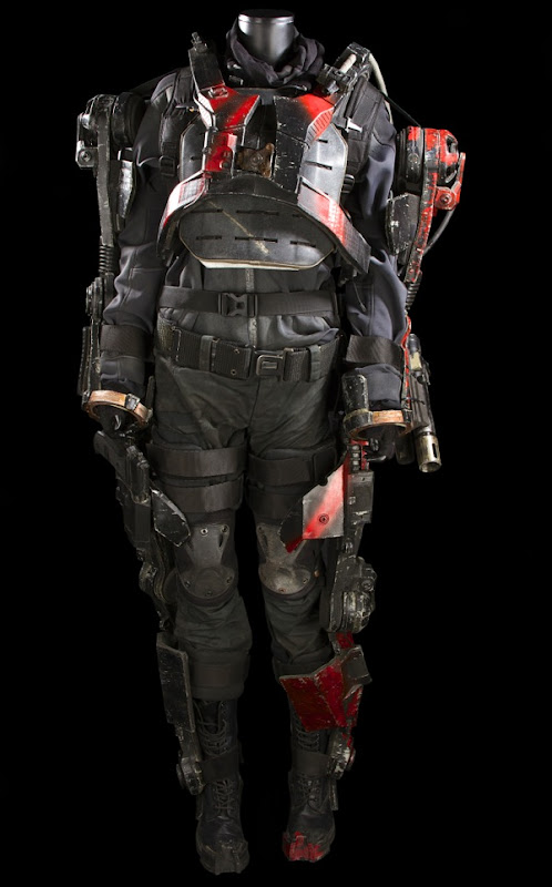 Emily Blunt Edge of Tomorrow Rita Vrataski EXO Suit