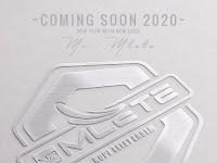 Logo Baru Untuk Tahun Baru 2020