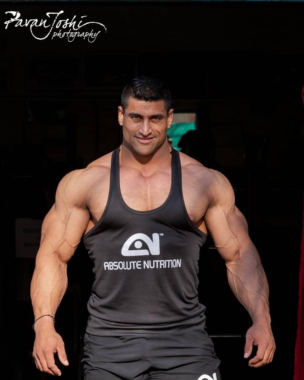 Worldwide Bodybuilders: Brazilian Amazonian superman