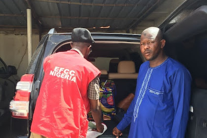 EFCC Nabs SSG Brother Over N60 Million Money Laundering
