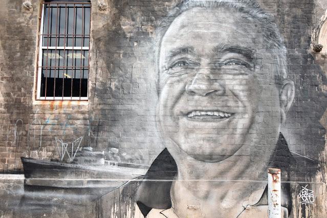 Marrickville Street Art | Sid Tapia