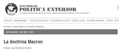 http://www.politicaexterior.com/actualidad/la-doctrina-macron/