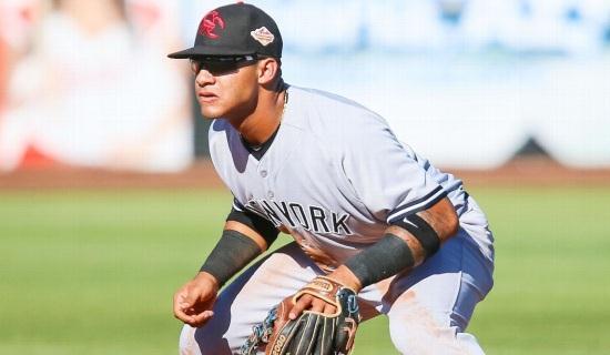 Prospecto Gleyber  Torres @TorresGleyber no comensara en Grandes Ligas con Yankees
