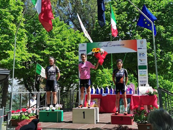El Top Girls Fassa Bortolo consiguió el triunfo en Corridonia con Greta Marturano