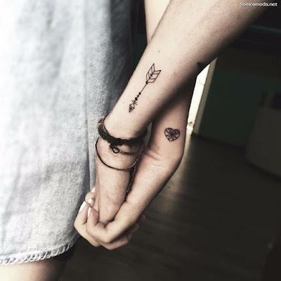 Tatuajes de Parejas