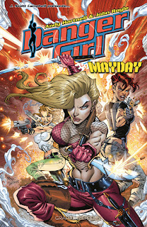 Couverture de Danger Girl: Mayday un comics des éditions Graph zeppelin