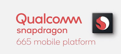Phones with Qualcomm Snapdragon 665 Processor