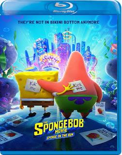 The SpongeBob Movie: Sponge on the Run [2020] [BD50] [Latino]