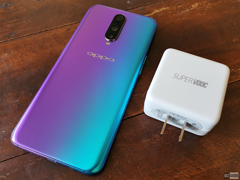 OPPO R17 Pro with SuperVOOC tech still offers the fastest charging speed in the smartphone market
