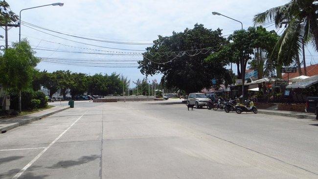 Главная дорога на Пангане
