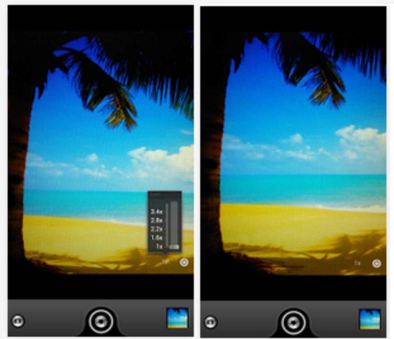 تطبيق HD Camera Ultra