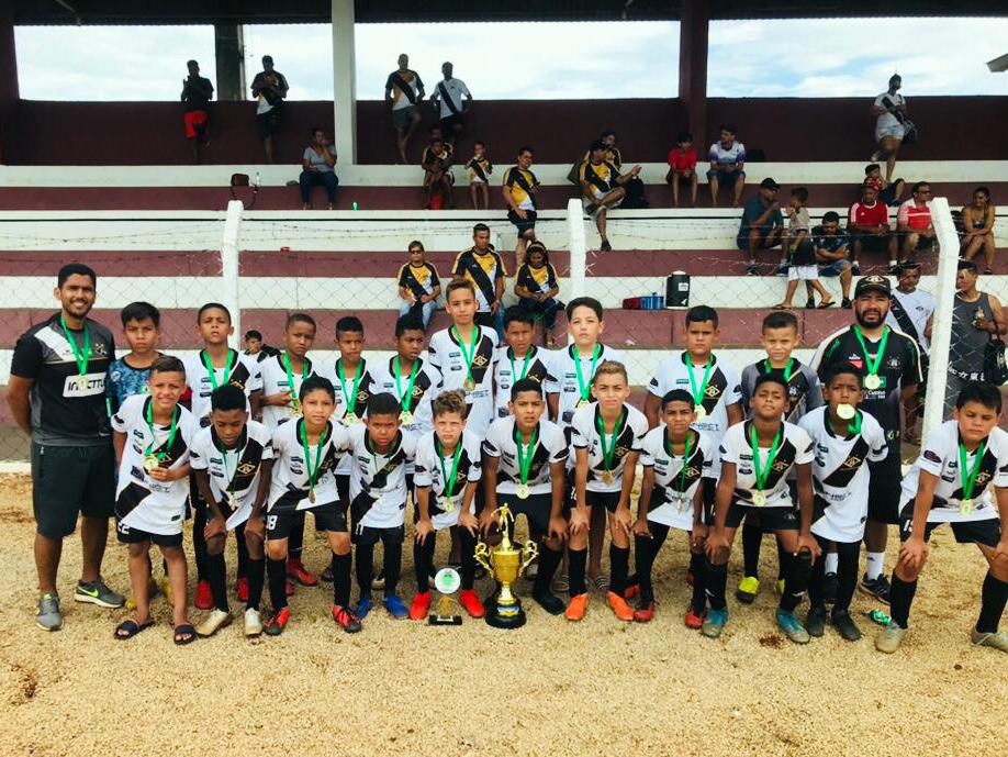 Mixto Sub-12 Campeão Copa Inhumas Goias