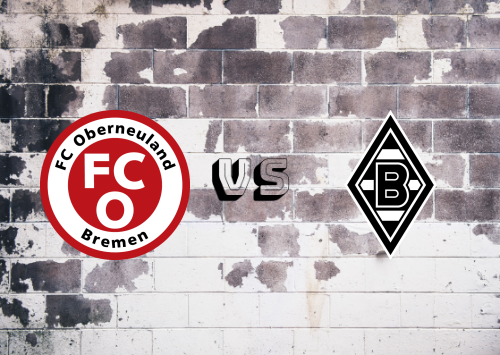 Oberneuland vs Borussia M'gladbach  Resumen