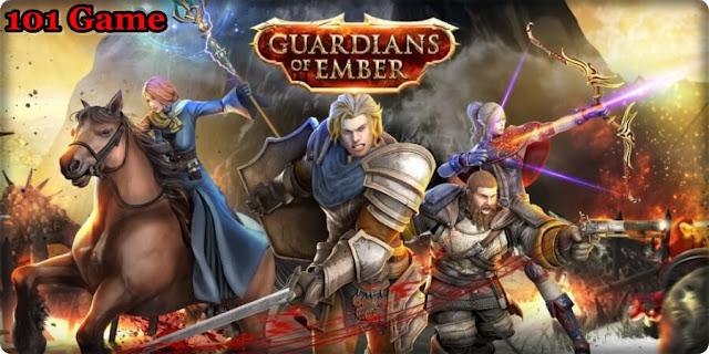 ММОРПГ игра в жанре фэнтезийного боевика - Guardians of Ember