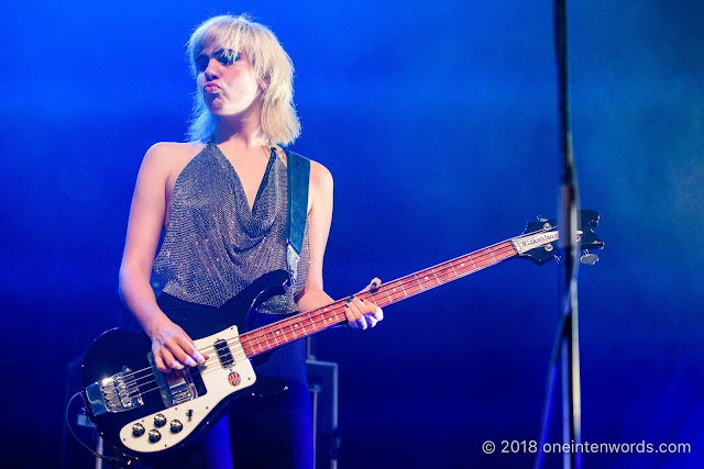 Sunflower Bean at Rebel on September 13, 2018 Photo by John Ordean at One In Ten Words oneintenwords.com toronto indie alternative live music blog concert photography pictures photos