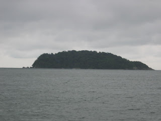 a Ilha do Mel com sua floresta intocada
