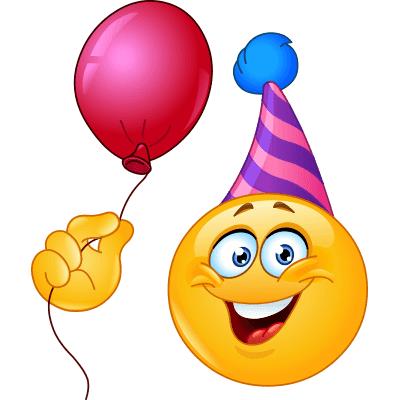 Celebrate smiley