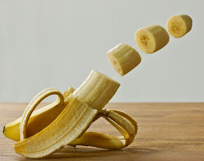 The nutritional value of a banana