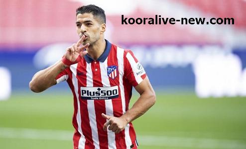 اتلتيكو مدريد يكشف عن تفاصيل إصابة سواريز أمام فياريال