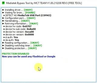 Flash Oppo F7 CPH1819 via SP FlashTool