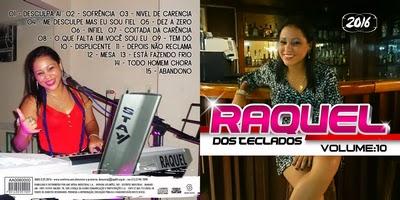 Raquel Dos Teclados Vol.10 2016