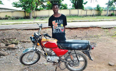 I Stole Because Of My Girlfriend's Upkeep — Jobless Youth