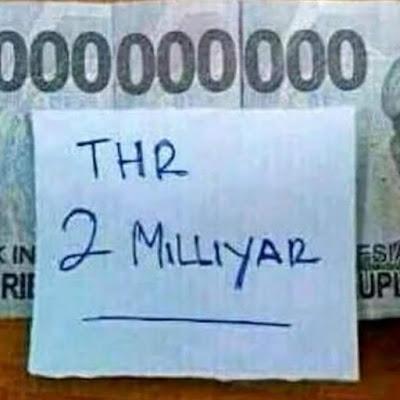 10 Meme 'THR' Ini Lucu Banget, Bikin Ngakak di Depan ATM