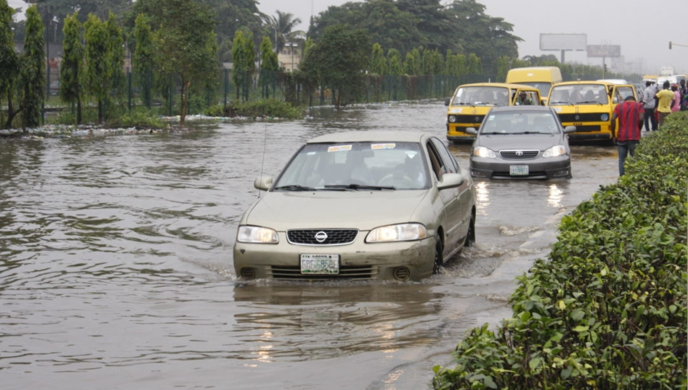 PROBLEMS FACED WHEN IT RAINS IN NIGERIA