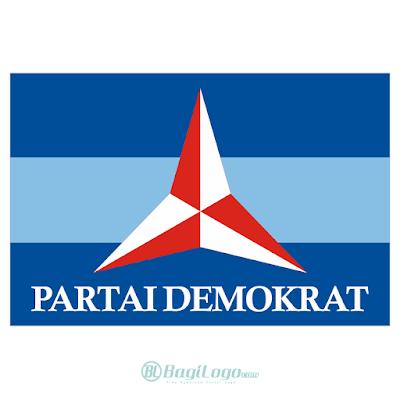 Partai Demokrat Logo Vector