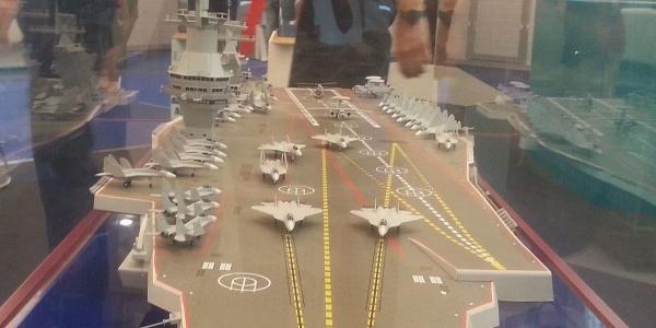Project 23E000E: Η Ρωσία θα ναυπηγήσει το μεγαλύτερο αεροπλανοφόρο στον κόσμο! | Βίντεο