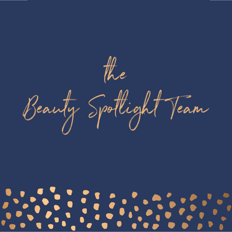 The Beauty Spotlight Team | Happy Holidays