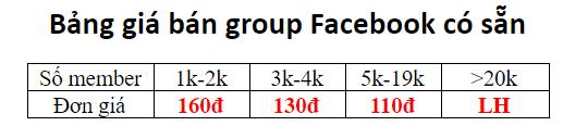 ban group facebook