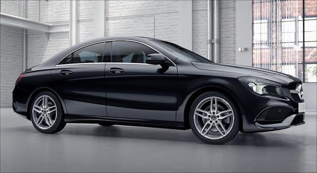 Mercedes CLA 250 2019 thiết kế thể thao mạnh mẽ