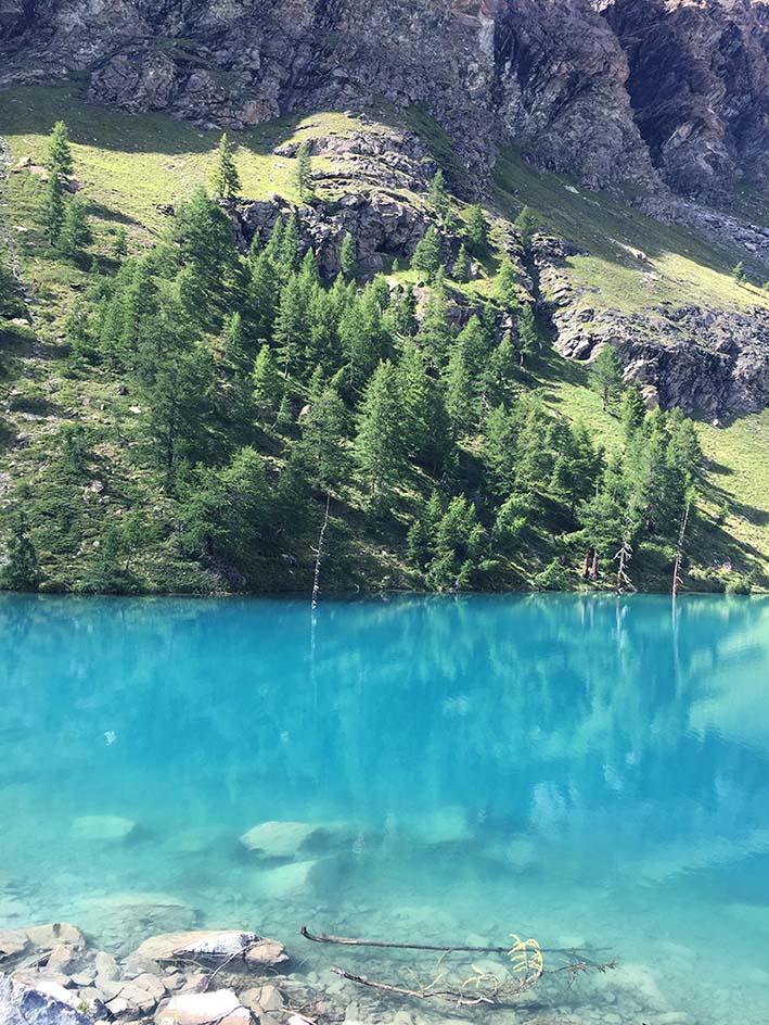 Val d'Ayas bella valle in Val d'Aosta