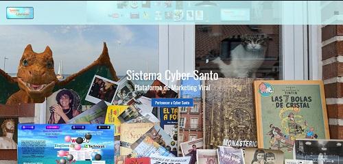 cyber-santo-plataforma de marketing viral